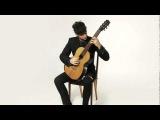 Caprice No. 24 by Niccolo Paganini Track No.4 Tom Ward Guitar Recital