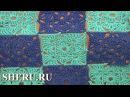 Crochet Motif Joining Урок 5 часть 2 из 2 Соединение крючком