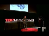 Auteurs in the ether Alan Palomo TEDxMarthasVineyard