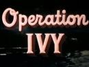 Ядерные испытания Ivy - русский перевод