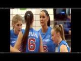 Волейбол ЧР Женщины 5 тур Вк Заречье Одинцово vs Жвк Динамо Москва 1 часть