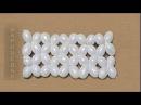 Плетение ШДМ Крестиками Weaving X of balloons