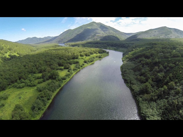 Kamchatka from Above | Incredible Drone Footage