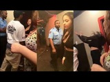 Sheesh Dude Catches His Girl At A Houston Club &amp Slaps The Sht Out Of Her For Playing Him!