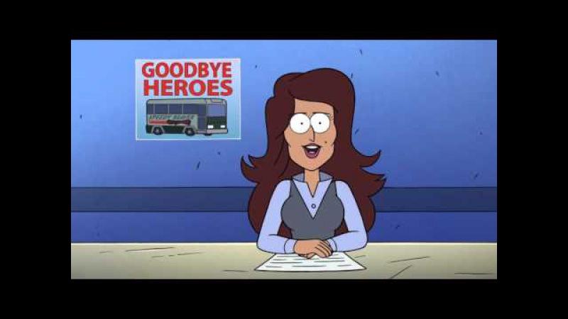 Гравити Фолз 2 сезон 20 серия (Дисней) HD (часть 10) Оф. Рус. Озвучка