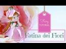 Fatina dei Fiori in Pasta Sintetica Tutorial - Polymer Clay Flower Fairy Tutorial
