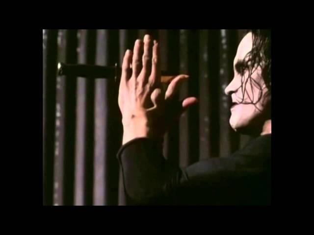 Ворон 1994 The Crow Трейлер Trailer