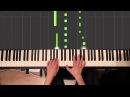 Ludovico Einaudi - Fly - Intouchables (Piano Cover) *REMAKE* [easy]