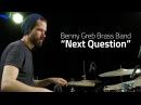 Benny Greb Next Question DRUMEO