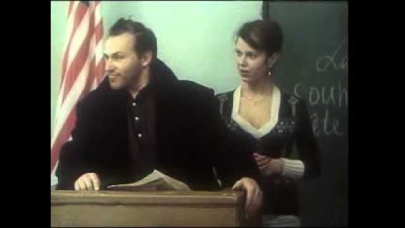 ББПЕ от германца французской бабе (фильм Богач, бедняк...1982)