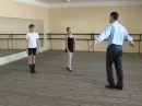 Татар биюе дәресләре. Уроки татарского танца. Tatar dance 1