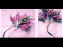 Бисероплетение Как сделать дерево из бисера мастер класс