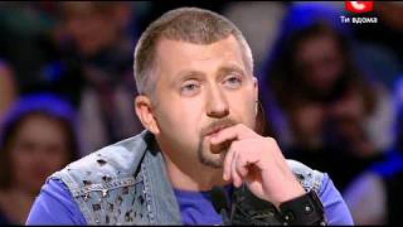 X-factor2 сезон Петр Крутяк икс фактор 10,09,2011