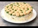 САЛАТ ГРИБНАЯ ПОЛЯНА салат для праздничного стола