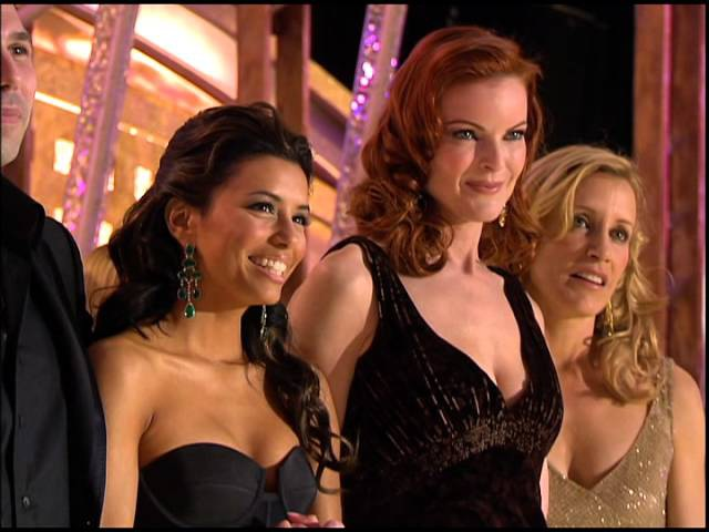 Golden Globes 2005 Desperate Housewives Best TV Musical or Comedy