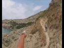 Фиолент. Спуск к морю. Пляж Крокодил.
