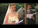 Beautiful russian italian wedding Darya Kamalova thecablook Federico Tinti