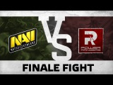 Finale fight by Na`Vi vs PR @ WePlay League S3