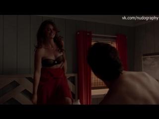 Обнажённая Рут Уилсон (Ruth Wilson) в сериале