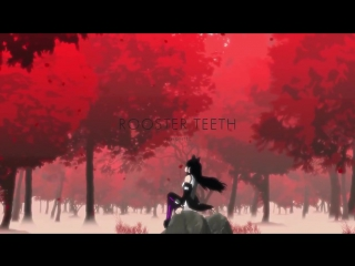 Jeff Williams – From Shadows (feat. Casey Lee Williams) (RWBY Black Trailer)