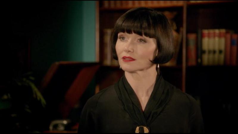 Леди-детектив мисс Фрайни Фишер / Miss Fisher's Murder Mysteries - Сезон 3 Серия 3 - «Убийство и моцарелла»