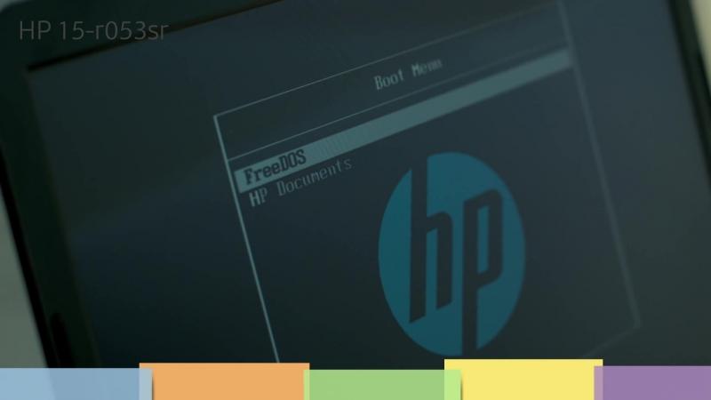 Связной. Обзор ноутбука HP 15-r053sr1