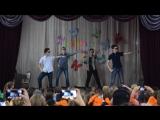 Танец Берёзка Мэн, под песню