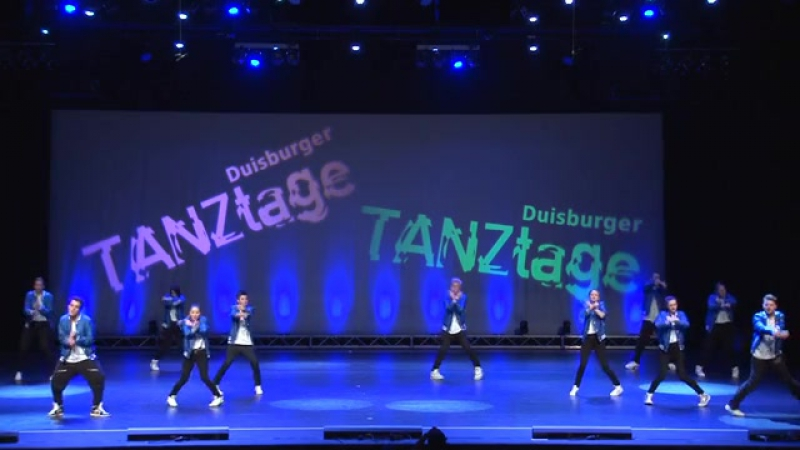 TANZtage 2013 _ 1. Platz- Hip-Hop Breakdance- 'Hurry Shoes' auf Vimeo