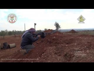 ШОК! МЯСОРУБКА В СИРИИ! Подборка боев за Алеппо - SYRIA! Latest battles and clashes for Aleppo