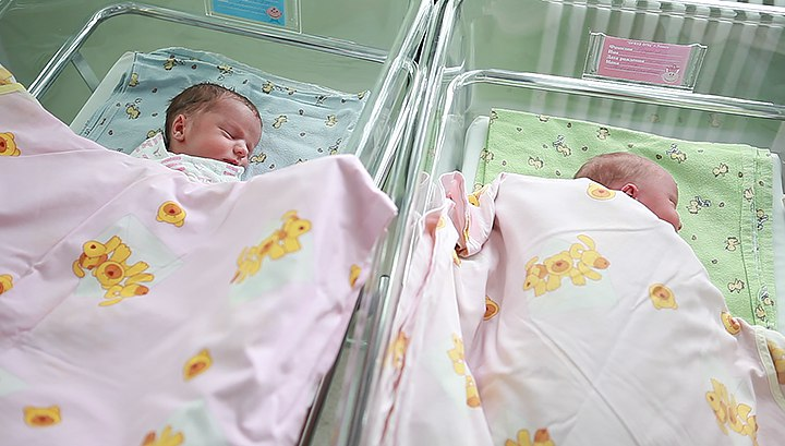 В станице Зеленчукской за девять месяцев 2015 года родилось более 200 малышей