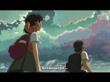 [WOA] Ловцы забытых голосов  Дитя,что стремится за звездой  Hoshi o Ou Kodomo - 1 фильм [Cубтитры]