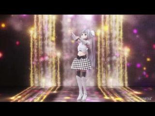 Miss Monochrome The Animation 3 (6 серия) / Мисс Монохром ТВ-3 [Komuro Fryea]
