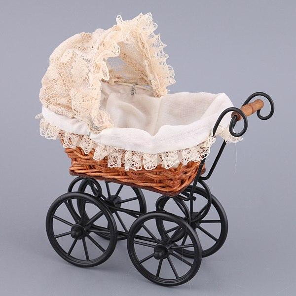 коляска для куклы кораблик