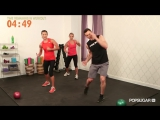 10-Minute Full-Body P90X Workout With Tony Horton - Class FitSugar