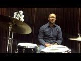 Jazz Drummer Q-Tip of the Week Comp like Art Blakey, Elvin Jones and Max Roach!