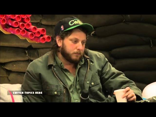 Daniel Lopatin (a.k.a. Oneohtrix Point Never) listens to Vaporwave