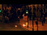 Greece protests, Athens riot. video 15.07.2015