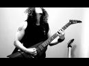 Charlie Parra - Faces of death / Original song Melodic Thrash Metal Guitar