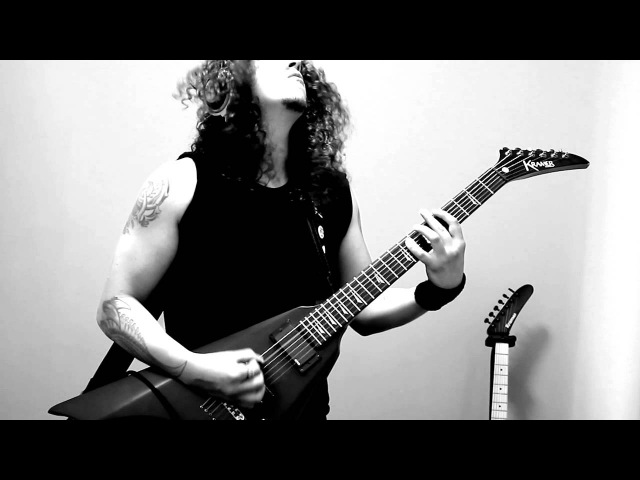 Charlie Parra - Faces of death / Original song (Melodic Thrash Metal Guitar)