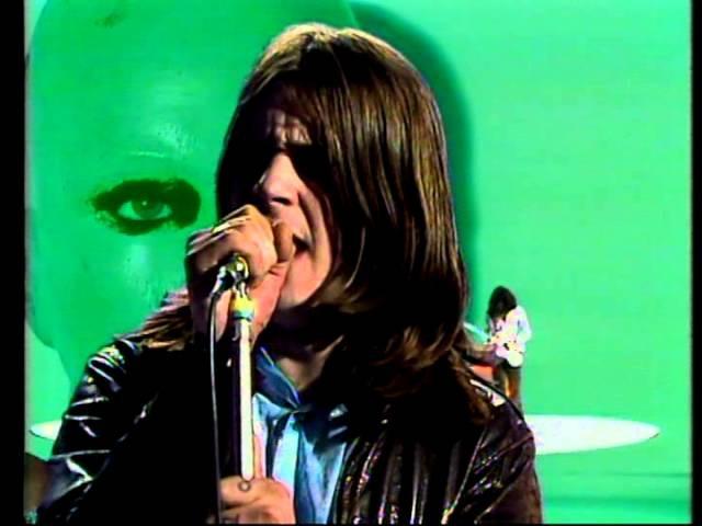 Black Sabbath Paranoid (rock n roll racing)