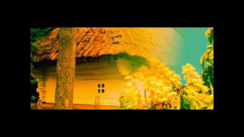 Зелене листя білі каштани - Українська пісня