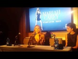 Mariah Carey Interview with Yarden Ben Aviv