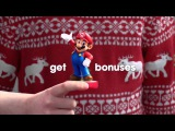 North American Holiday 2015 amiibo commercial/trailer