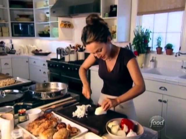 Giada's Chicken Cacciatore Recipe