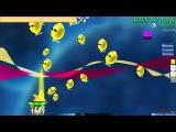 Walkthrough Osu (CTB) beatmap 2pm - Tetris [Level 3 (easy)] - (NC)
