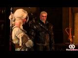 The Witcher 3: Wild Hunt - Секс в троем или шалуньи Трисс и Йеннифэр. Прохождение #83 |  Walkth #aad