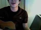 Steven Yeun Cover - Shelter by Ray Lamontagne