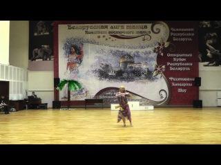 Хрустальный Павлин 2015 Взрослые1 фоллк соло опен класс