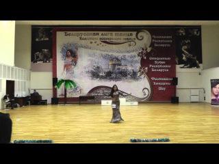 Хрустальный Павлин 2015 Взрослые2 соло классика опен класс