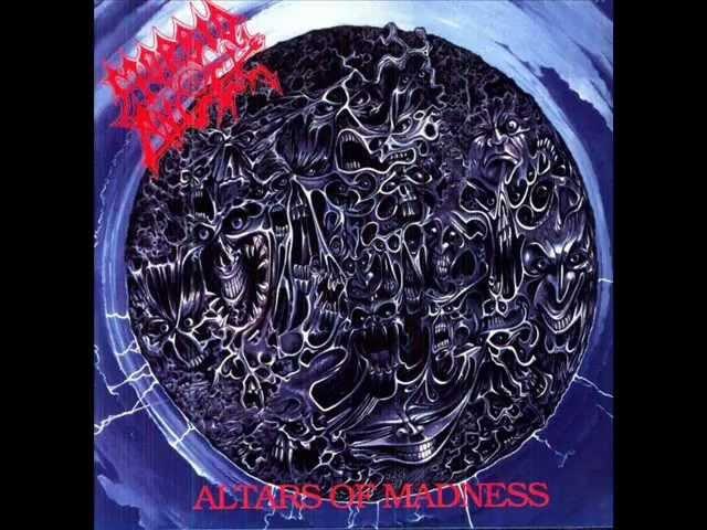 MORBID ANGEL Altars of Madness 1989 Full Album